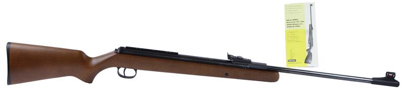 Diana 34 Break Barrel Air Rifle, .177 Cal.
