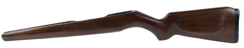 Stock, Inletted for Round Trigger Guard, Plain Walnut, Used Factory Original