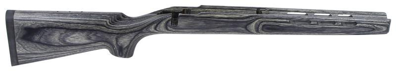 Stock, SA,RH, 3 Screw Target, Black/Green Laminate, New Factory Original