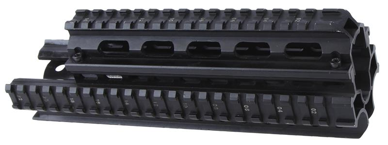 Handguard/Quad Rail Mount, 9 1/4