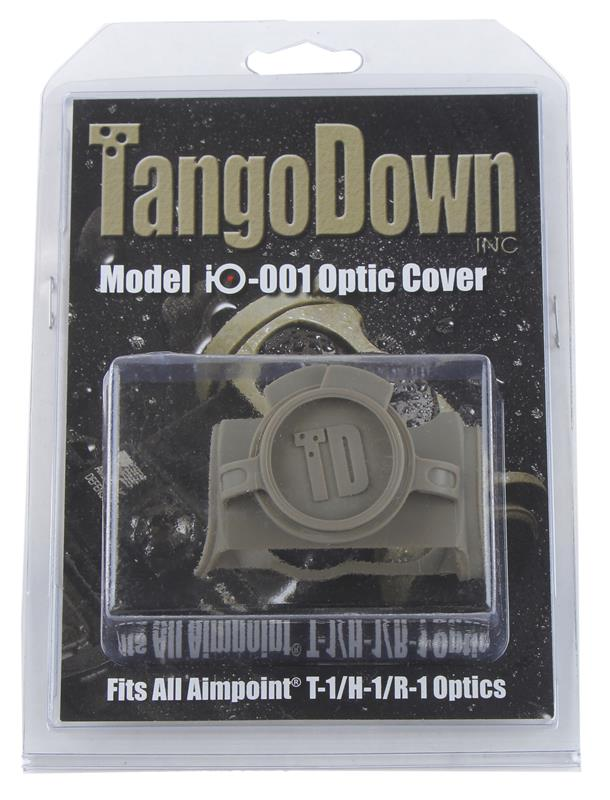 Optic Cover, for All Aimpoint T-1, H-1, R-1 Optics, Flat Dark Earth, New Tango Down