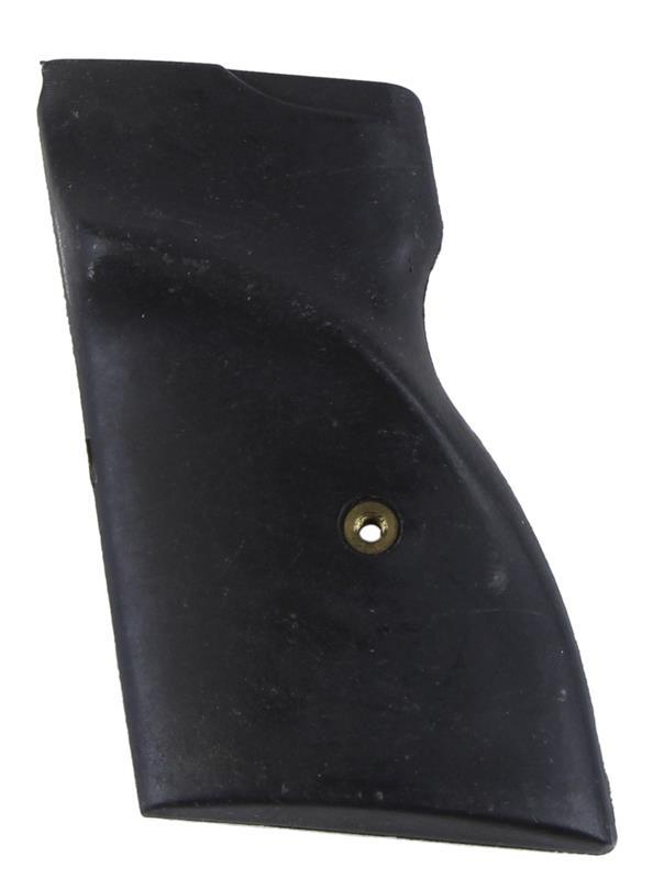 Grip, Left, Black Plastic w/ Thumbrest, Used Factory Original