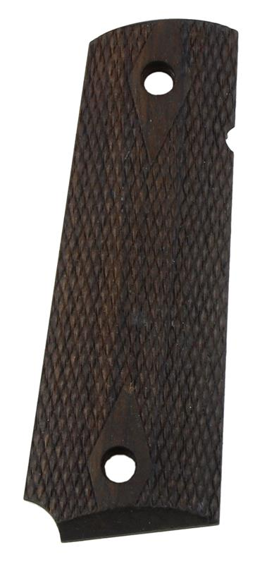 Grip, Right, Diamond Checkered Walnut, Used Factory Original