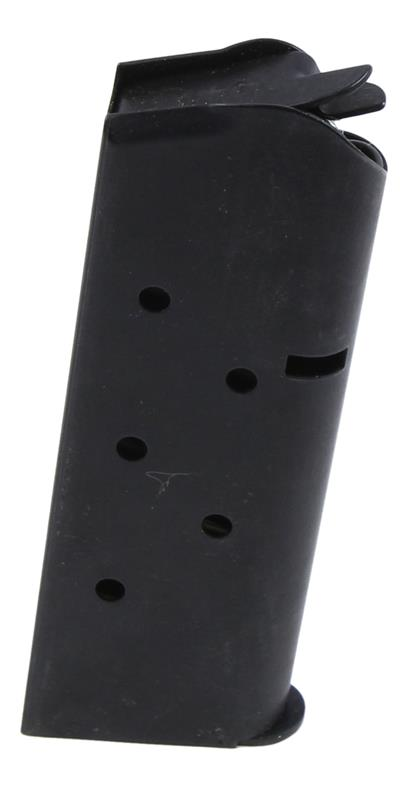Magazine, .45 ACP, 6 Round, Blued, New Factory Original