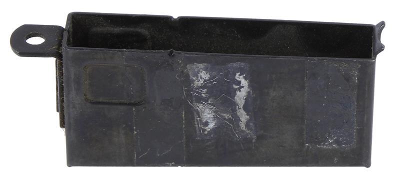 Magazine Box, .410 Ga., 2 Round, Blued, Used Factory Original