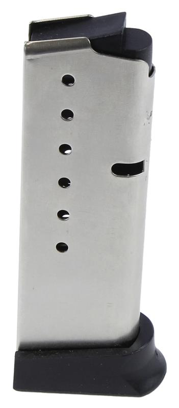 Magazine, 9mm, 8 Round, Stainless, Used (Promag)