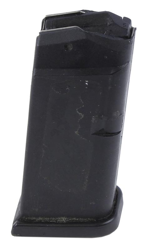 Magazine, .40 Cal, 9 Round, Black Polymer w/Right Hand Cut, Used (Factory)
