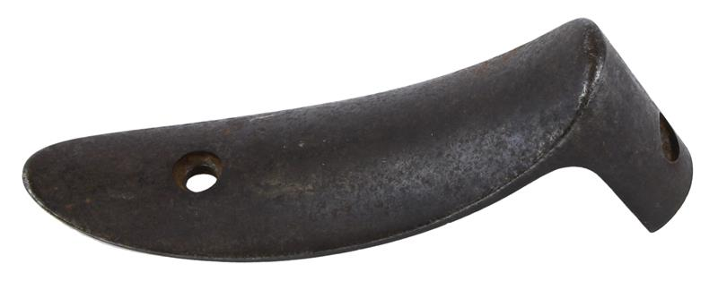 Buttplate, Crescent, 4 1/4