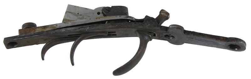 Trigger Plate Assembly, Used Factory Original