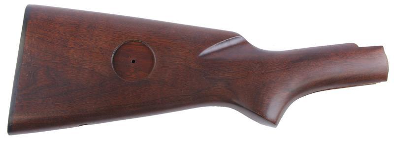 Stock, Pistol Grip, Walnut Finished Hardwood w/Winchester Logo Buttplate, Used