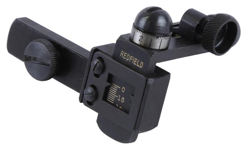 Receiver Sight, Redfield 75 Series, Adjustable, Hunter Knobs, New
