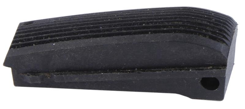 Mainspring Housing Assembly, Arched, Serrated, Black Composite, New