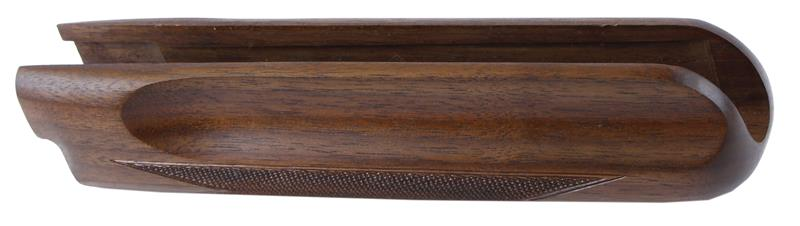 Forend, 12 Ga, Trap/Skeet, Satin Checkered Walnut w/ Hole, New