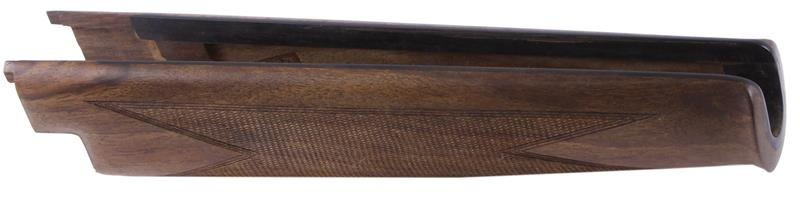 Forend, .375H&H Mag, Tulip, Grade B, Checkered Walnut, Oil Finish, New Factory