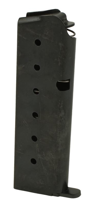 Magazine, 9mm, 9 Round, Blued, New (From 1921; Triple K)