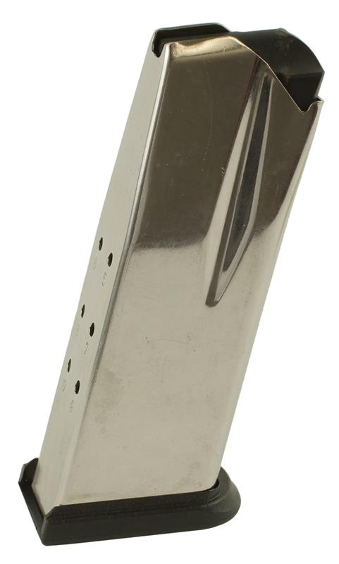 Magazine, .45 ACP, 10 Round, Stainless, Used (Compact; Factory)