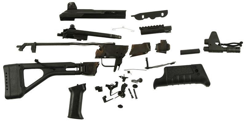 Parts Kit, Less Receiver & Barrel