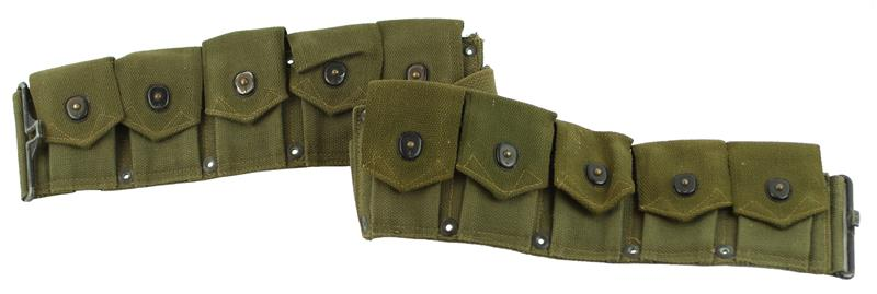 Belt Pouch, 10 Pocket, Used Reproduction
