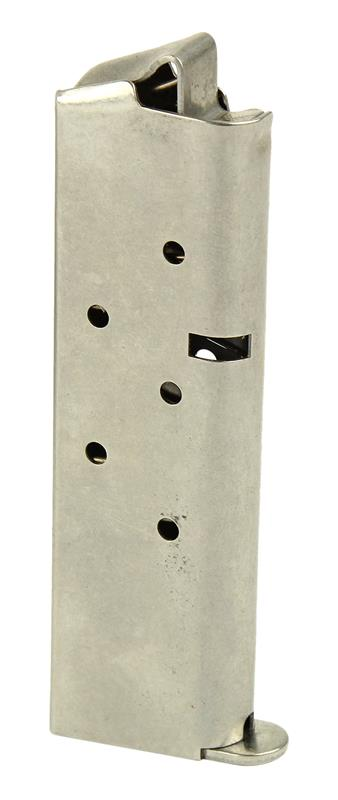 Magazine, .380 Cal., 7 Round, Stainless, New (Factory)