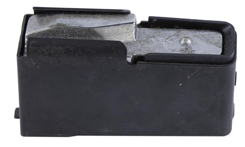 Magazine, 7mm-08 Rem, 4 Round, Blued, Used (Factory)