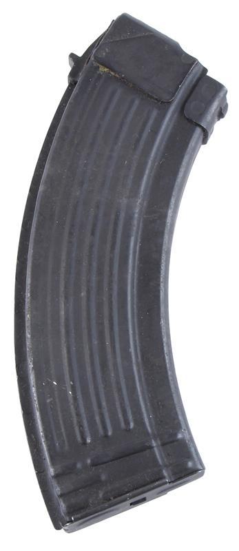 Magazine, 7.62 x 39, 30 Round, Blued Steel, Used (Bulgarian)