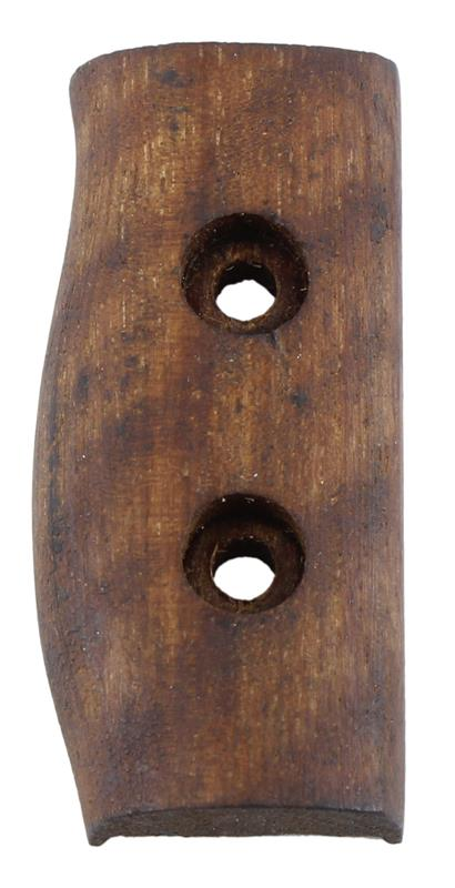 Bayonet Grip, Right, Walnut, Used