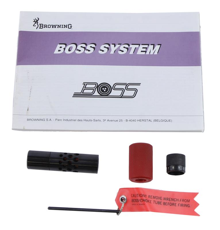 BOSS System Complete, .300 Win Mag, Blued, New Factory Original