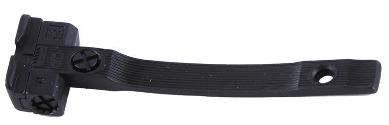 Rear Sight Assembly, Target. Series 100, .312, Matte Black, New Millett Mfg