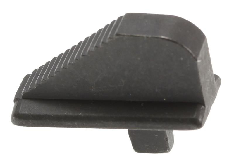 Front Sight, .312, Serrated Ramp, Stake-On, New Millett