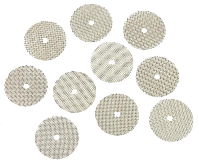Brass Patches, .41/.44/.45 Cal., Pack of 10, Brownell's