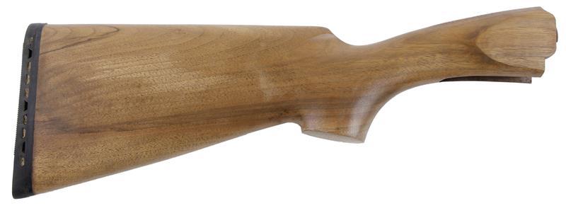 Stock, 12 Ga., Plain Walnut w/BMR Buttpad