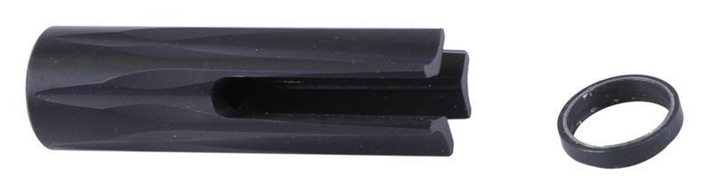 Flashhider, 3 Prong, 5.56mm, 1/2 x 28 TPI, .620 OD, New Faxon Firearms