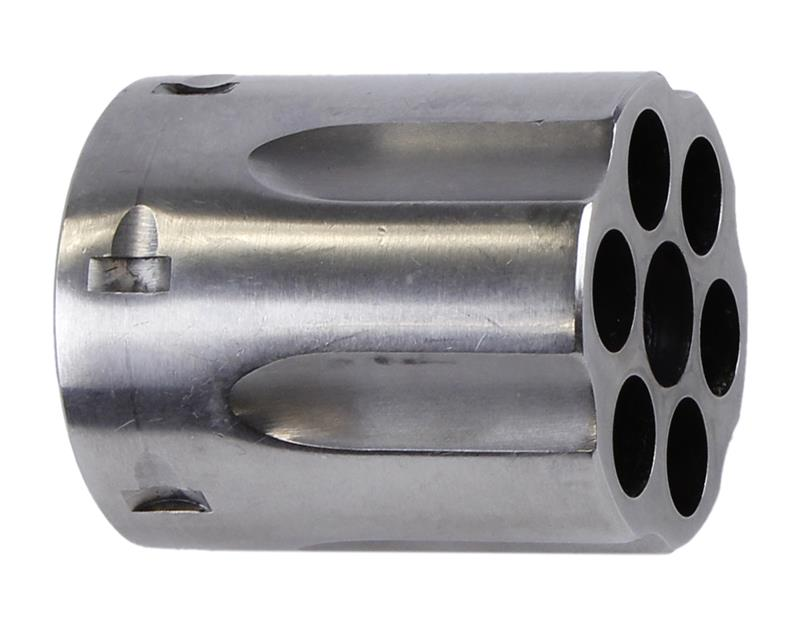 Cylinder Assembly, .357 Mag, Old Style, Counterbored, Stainless w/o Gas Ring