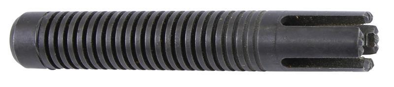 Flashhider w/o Bayonet Lug, Parkerized, Used