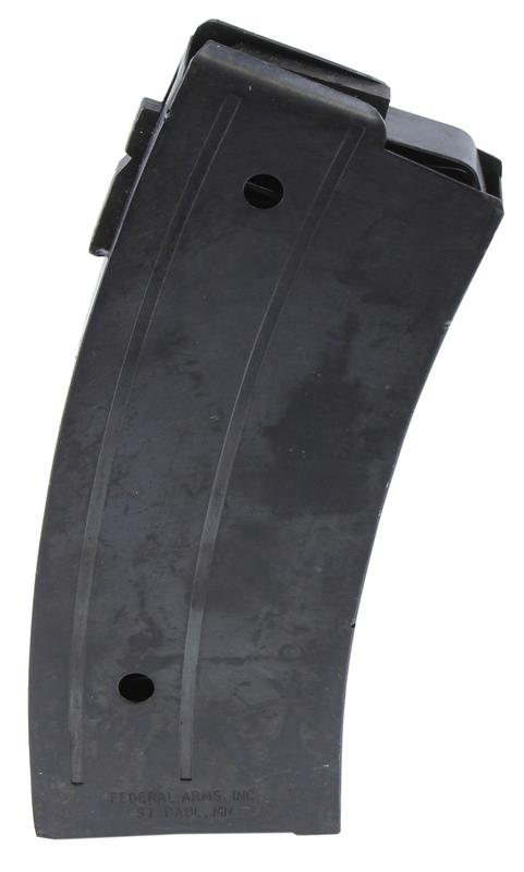 Magazine, 8mm, 30 Round, Blued Steel, Used (Federal Arms)