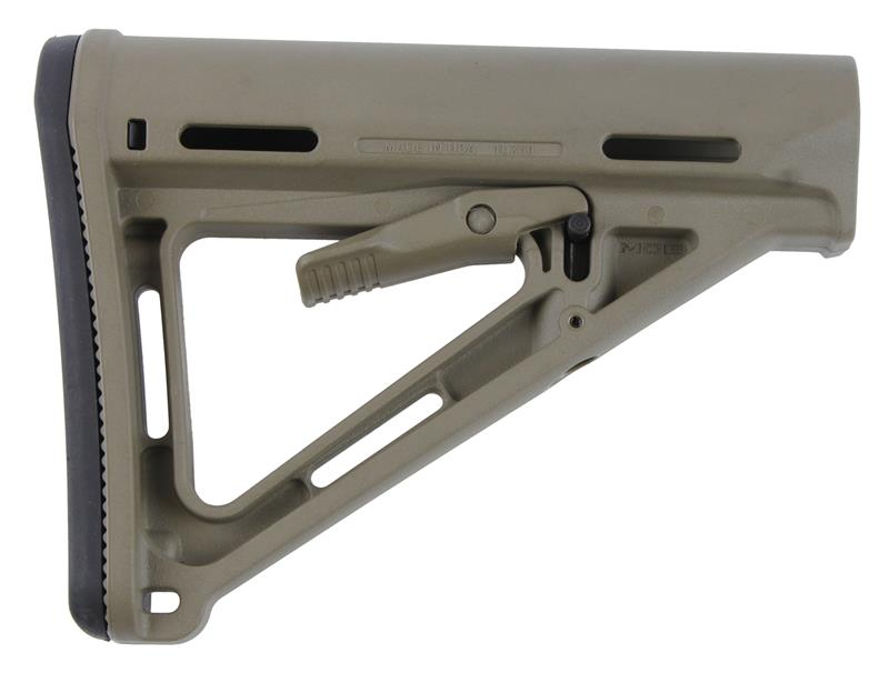 MOE Collapsible Stock, Carbine, Flat Dark Earth, New Magpul