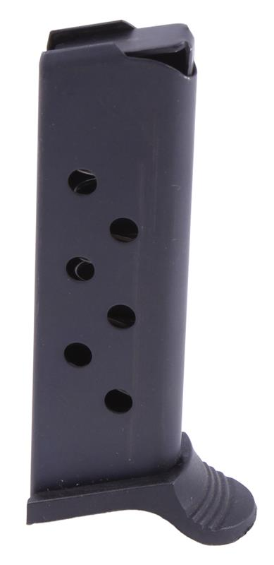 Magazine,.380 Cal.,7 Round,Matte Blued w/Black Plastic Extension,Used (Triple K)