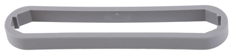 Buttplate Spacer, Gray
