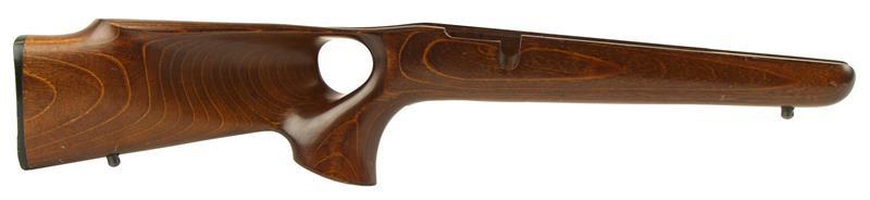 Stock, Laminated Wood, Brown, Thumbhole, Used Factory Original