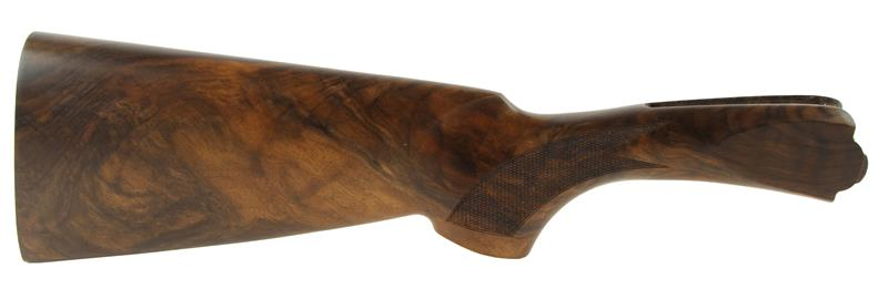 Stock, 28 Ga., Cut Checkered Walnut, Satin Finish, New Factory Original