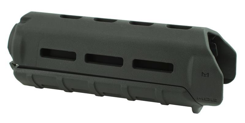 Forend, MOE M-LOK, Carbine Length, Gray, New MagPul