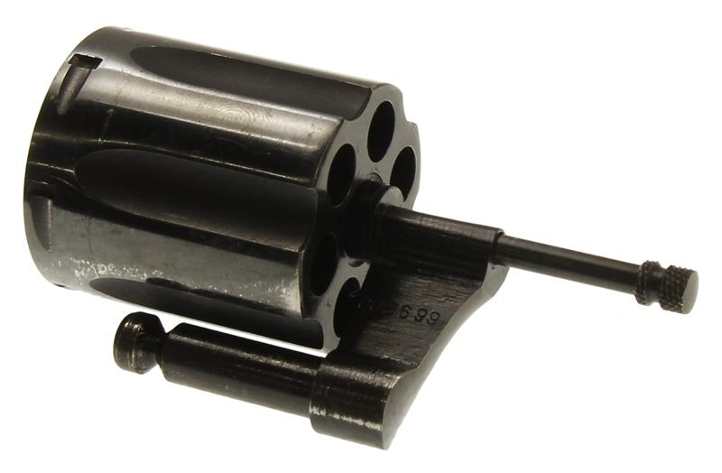 Cylinder Assembly, .32 New Police