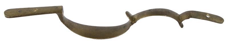 Trigger Guard, Brass, Used Factory Original