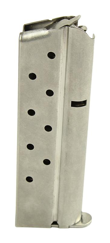 Magazine, .38 Super, 9 Round, Stainless, New (Factory)