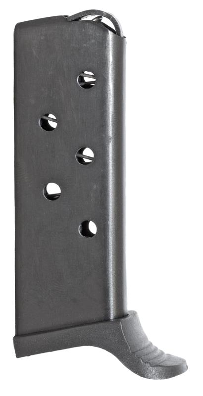 Magazine, .25 ACP, 7 Round, Blued w/Finger Extension(Styles Vary),New (Triple K)