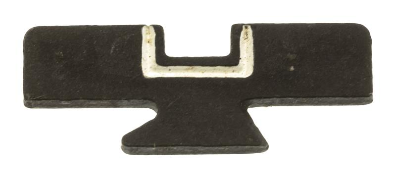 Rear Sight Blade w/White Outline (1/8