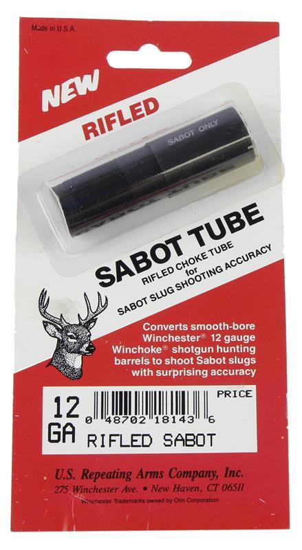 Choke Tube, 12 Ga, Sabot Slug, Rifled, Winchoke, New Factory Original