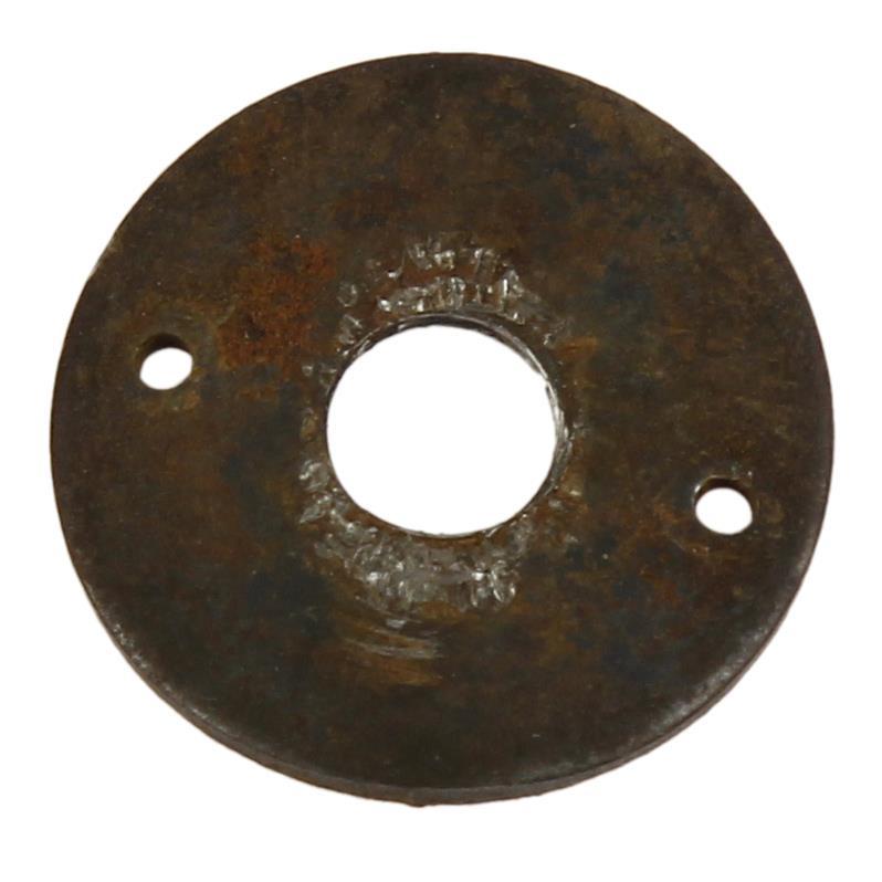 Escutcheon Plate, Used, Orignal