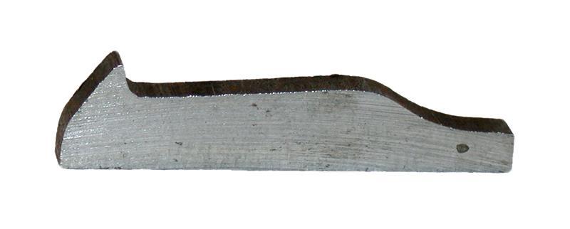 Extractor Blank, Pistol, Steel (Reg Final Fit & Pivot Pin Hole. .115