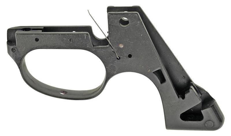 Grip Frame w/ Trigger Guard, Blued
